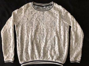 Weißer Pullover von Only