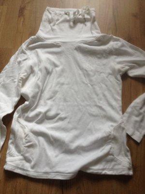 weißer Pullover von Soccx