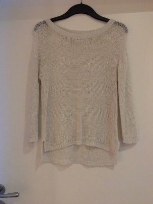 Vero Moda Knitted Jumper white