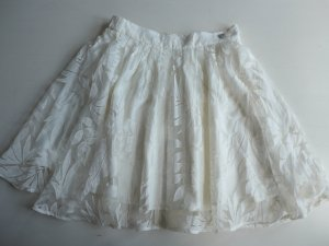 Guess Lace Skirt white