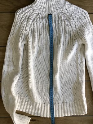 Esprit Turtleneck Sweater white