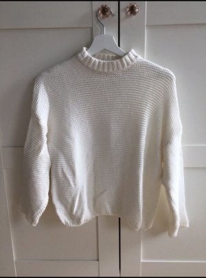 24Colours Crewneck Sweater white