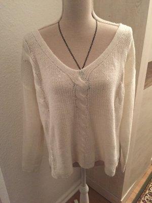 Weißer schicker Pullover von H&M