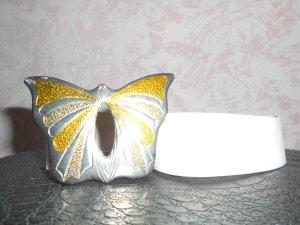 weißer Schmetterlingsgürtel