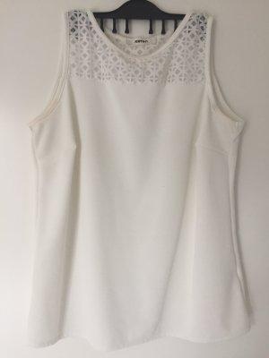 Weißer Shirt mit Muster