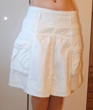 Promod Circle Skirt white