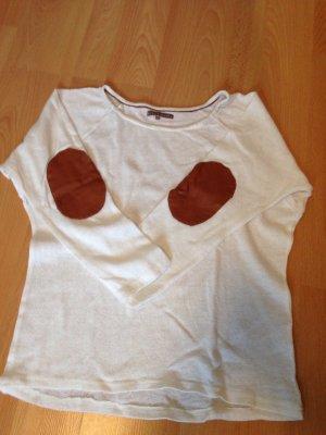 Mint&berry Crewneck Sweater white-brown
