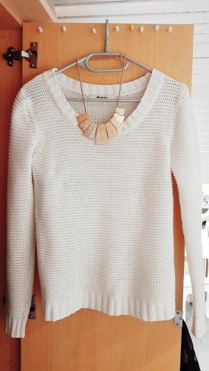 Zara Pull blanc