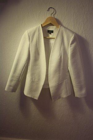 weißer Topshop- Blazer
