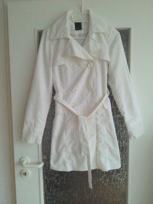 weißer Trenchcoat Vero Moda
