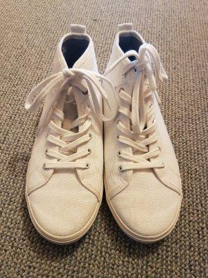 Weißer Vagabond Sneaker