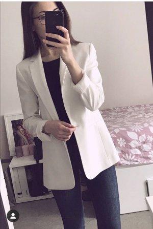 Weißer Vero Moda Blazer