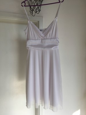 b.p.c. Bonprix Collection Vestido de noche blanco