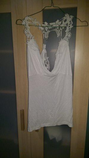 weißes Amisu shirt gr Xl