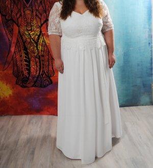 Abito da sposa bianco Fibra sintetica