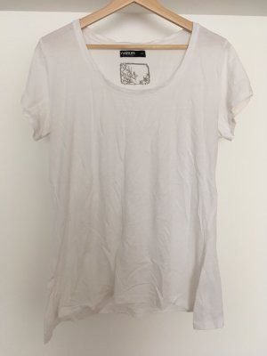 Weißes basic Shirt