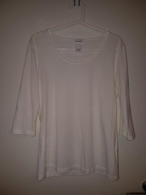 Weißes Basic Shirt von Streetone in 44