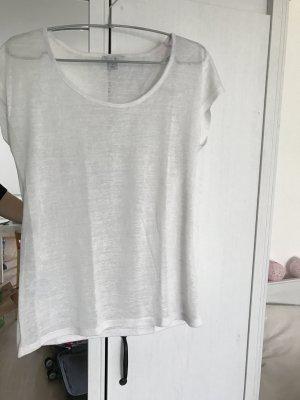 Camiseta blanco puro-blanco