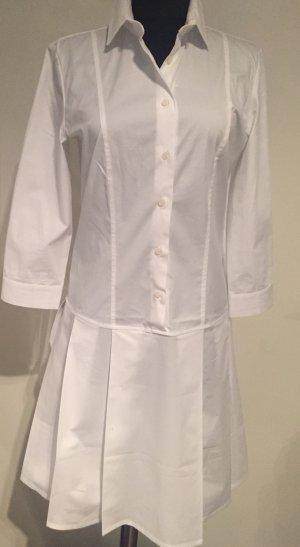 Weißes Baumwoll-Kleid Gr 36 neuwertig! Nie getragen