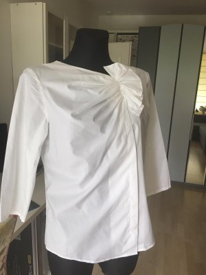 Weißes Baumwolle Top