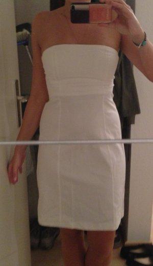 weißes Benetton Kleid
