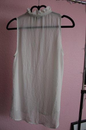 Weißes Blusen-Top von H&M