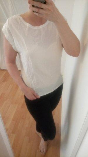 weißes Blusenshirt von Promod, 38