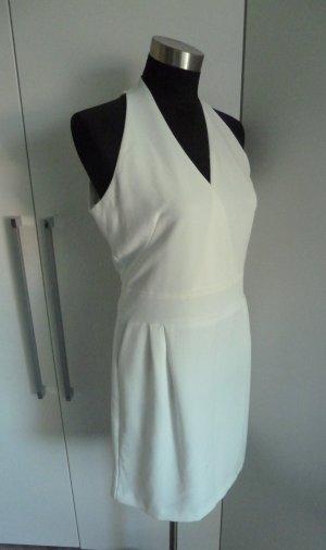 weißes Businesskleid der Modemarke FRENCHEYE Gr.12