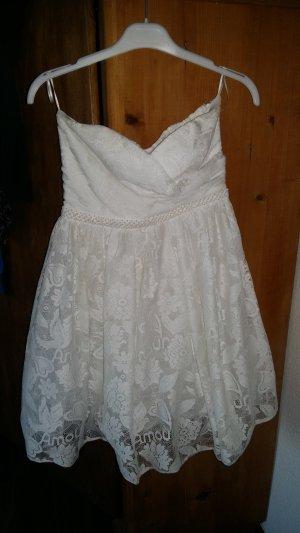 Naf naf Vestido de novia blanco