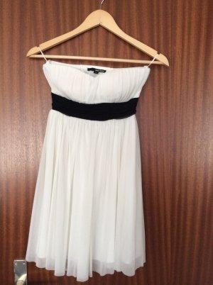 Tally Weijl Cocktail Dress white-black
