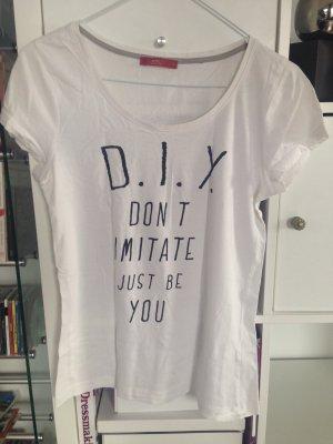 weißes EDC/ Esprit Tshirt