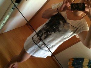 Weißes EDC Shirt mit Print