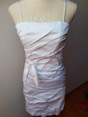 Weißes, edles Sommerkleid von Rinascimento; Gr.S