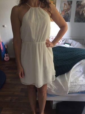 Zara Trafaluc Tunic Dress white