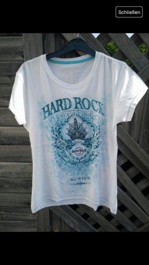 Weißes Hard Rock Café tshirt