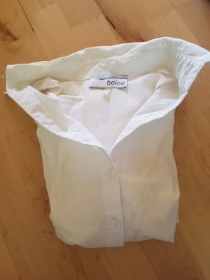 Heine Blusa-camisa blanco