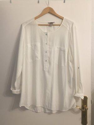 Weißes Hemd Tuniker