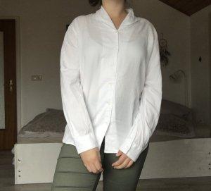 Marcel Clair Chemise à manches longues blanc