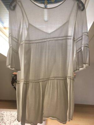 Weißes Hippie Kleid von Promod