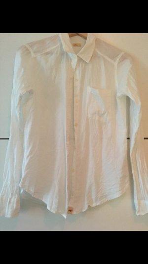 Weißes Hollister Hemd
