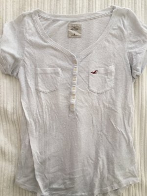 Weißes Hollister T-Shirt