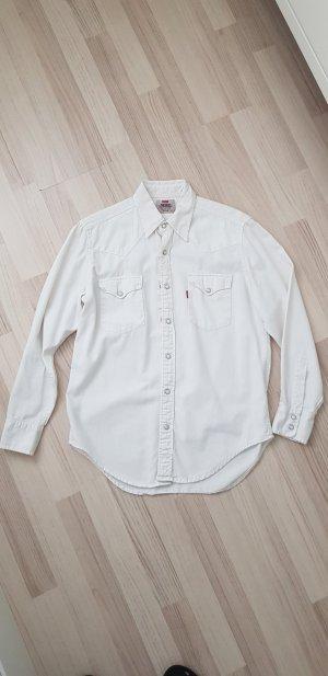 Levi's Jeans blouse wit