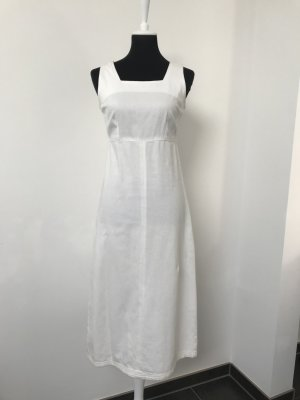 Weißes Jeanskleid Gr. 36