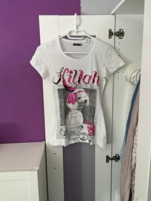 Weißes Killah T-Shirt