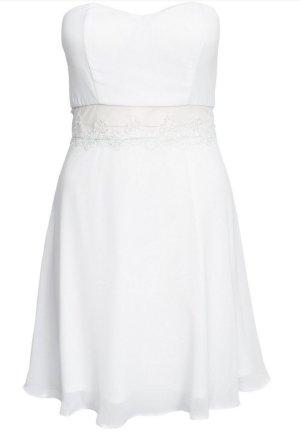 Weißes Kleid 34 von Nelly