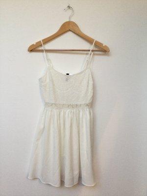 H&M Beach Dress natural white-white