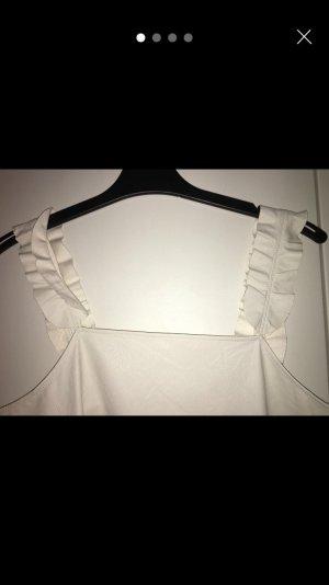 Weißes Kleid aus dem Zara