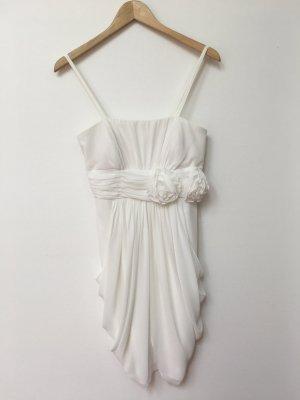 Weißes Kleid by Marie Lund
