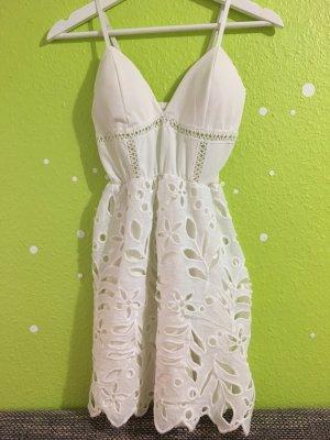 Weißes Kleid Gr. S/M NEU