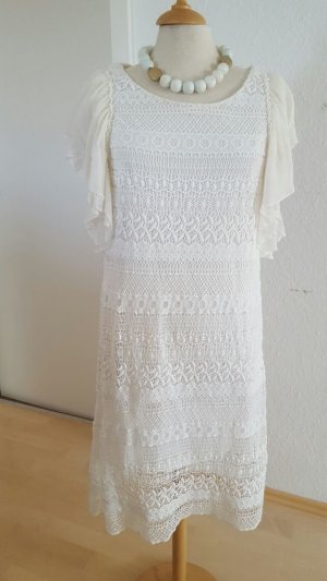 Weißes Kleid Größe 38